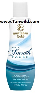 Australian Gold Smooth Faces Tanning Lotions