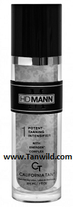 HD Mann Intensifier Tanning Lotion