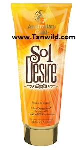 Sol Desire Tanning Lotion