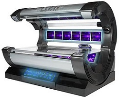Matrix l33 High Pressure Tanning Bed