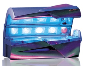 ergoline excellence 850 tanning bed