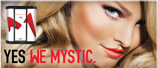 Mystic spray tan oakville